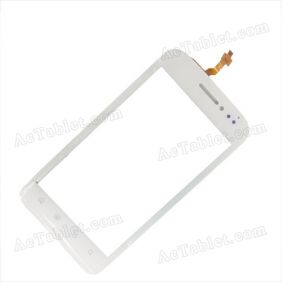 FPC_TP10668A_V1_K Digitizer Glass Touch Screen Panel Replacement for Android Phone