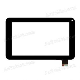 Z7Z118 V3.0 Digitizer Glass Touch Screen Replacement for 7 Inch MID Tablet PC