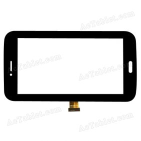 SX65-0737 Digitizer Glass Touch Screen Replacement for 6.5 Inch MID Tablet PC