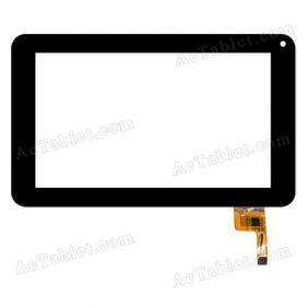 PB70A8524 Digitizer Glass Touch Screen Replacement for 7 Inch MID Tablet PC