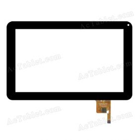 CZY6127A-FPC Digitizer Glass Touch Screen Replacement for 7 Inch MID Tablet PC