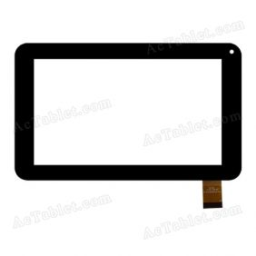 FPC-TP070030(F727)-01 Digitizer Glass Touch Screen Replacement for 7 Inch MID Tablet PC