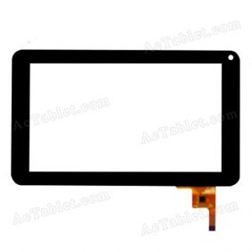 FM703201PA Digitizer Glass Touch Screen Replacement for 7 Inch MID Tablet PC