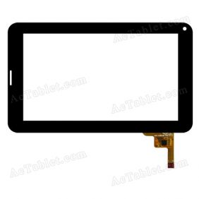300-N3803B-C00-V1.0 Digitizer Glass Touch Screen Replacement for 7 Inch MID Tablet PC
