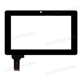 CG7069_3061A Digitizer Glass Touch Screen Replacement for 7 Inch MID Tablet PC