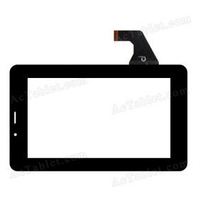 F0350 KDX Digitizer Glass Touch Screen Replacement for 7 Inch MID Tablet PC