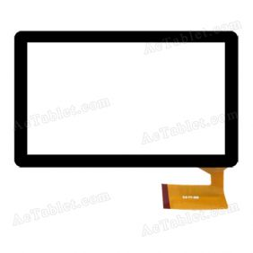 DLW-CTP-0090 Digitizer Glass Touch Screen Replacement for 7 Inch MID Tablet PC