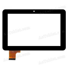 LT70020A0 Digitizer Glass Touch Screen Replacement for 7 Inch MID Tablet PC