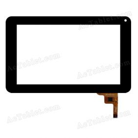 TPT-070-128 KDX Digitizer Glass Touch Screen Replacement for 7 Inch MID Tablet PC