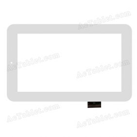 PB70A8873-R1 KDX Digitizer Glass Touch Screen Replacement for 7 Inch MID Tablet PC