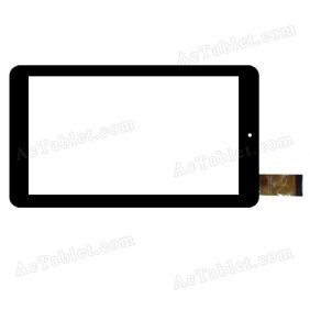 TE-0700-0041-V2.0 Digitizer Glass Touch Screen Replacement for 7 Inch MID Tablet PC