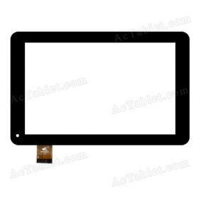 PB70A9241 Digitizer Glass Touch Screen Replacement for 7 Inch MID Tablet PC