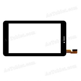 GM169A07G1-FPC-1 Digitizer Glass Touch Screen Replacement for 7 Inch MID Tablet PC
