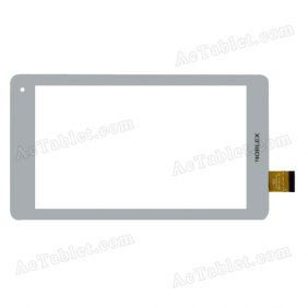 QSD E-C7119-01  Digitizer Glass Touch Screen Replacement for 7 Inch MID Tablet PC