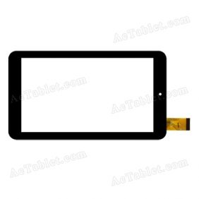 OPT-TPC0294 Digitizer Glass Touch Screen Replacement for 7 Inch MID Tablet PC