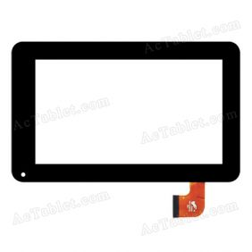 PB70A8830 Digitizer Glass Touch Screen Replacement for 7 Inch MID Tablet PC