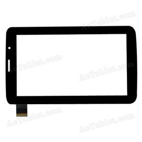 FPC-725A0-V02 Digitizer Glass Touch Screen Replacement for 7 Inch MID Tablet PC