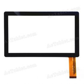 PB70DR8078-R1 Digitizer Glass Touch Screen Replacement for 7 Inch MID Tablet PC