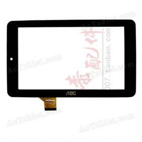 TPT-070-261 Digitizer Glass Touch Screen Replacement for 7 Inch MID Tablet PC