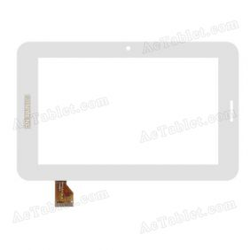 GS00216-T1117-FPC-V0 Digitizer Glass Touch Screen Replacement for 7 Inch MID Tablet PC
