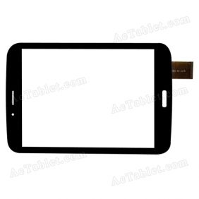 QL07-49 Digitizer Glass Touch Screen Replacement for 7.9 Inch MID Tablet PC