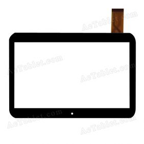 ZJ-90016A Digitizer Glass Touch Screen Replacement for 9 Inch MID Tablet PC
