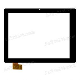 WGJ9760-V4 Digitizer Glass Touch Screen Replacement for 9.7 Inch MID Tablet PC