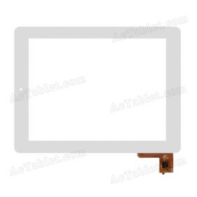 PB97A8790 Digitizer Glass Touch Screen Replacement for 9.7 Inch MID Tablet PC