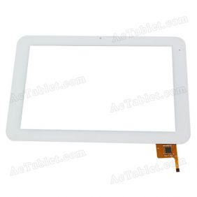WGJ1058-V5 Digitizer Glass Touch Screen Replacement for 10.1 Inch MID Tablet PC