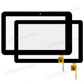 TOPSUN-M1003-A1 Digitizer Glass Touch Screen for 10.1 Inch Android Tablet PC
