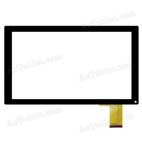 10112-0A5289A Digitizer Glass Touch Screen Replacement for 10.1 Inch MID Tablet PC