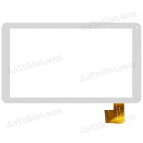 VTC5010A18-FPC-2.0 Digitizer Glass Touch Screen Replacement for 10.1 Inch MID Tablet PC