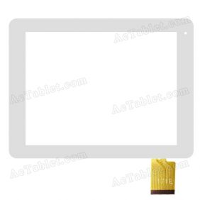 171B Digitizer Glass Touch Screen Replacement for 8 Inch MID Tablet PC