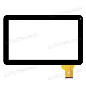 VTC5010A07-FPC-1.0 Touch Screen Replacement for 10.1 Inch Android Tablet PC