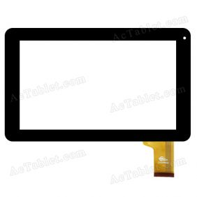 GT90PW98V Digitizer Touch Screen Replacement for 9 Inch MID Tablet PC