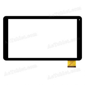 Digitizer Touch Screen Replacement for Neocore C1 Quad Core 10.1 inch Tablet PC