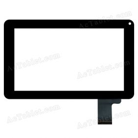 HOTATOUCH C137234A1 DRFPC222T-V2.0 Digitizer Touch Screen Replacement for 9 Inch Tablet PC