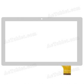 Digitizer Touch Screen Replacement for Archos 101d Neon Quad Core 10.1 Inch Tablet PC