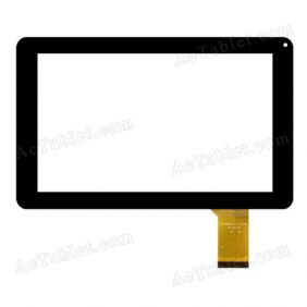 DH-0918A1-PG-FPC058 Rx16*Tx28 AU SR Digitizer Touch Screen Replacement for 9 Inch Tablet PC