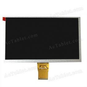 LCD Screen Replacement for EZPad Mofi 9v2 9 Kids Family 9 Inch MID Tablet PC