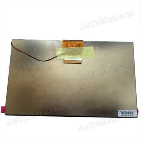LCD Display Screen Replacement for 9 Inch HD MID Tablet PC 1024*600px 60Pin