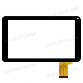 OLM-090A0097-PG FPC Digitizer Touch Screen Replacement for 9 Inch MID Tablet PC