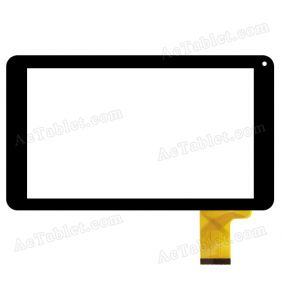 Replacement Digitizer Touch Screen for 9 Inch GOCLEVER Tablet PC FX-C9.0-0069A-F-01
