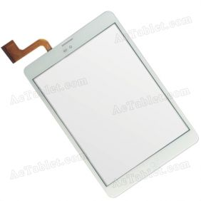 Digitizer Glass Touch Screen Replacement for ZTE MEO Tablet 2 7.9 Inch Tablet PC