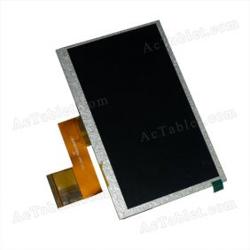 Replacement MF0701596005A LCD Display Screen for 7 Inch Android Tablet PC