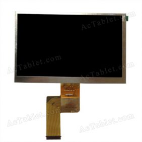 LCD Display Screen for Freelander PX2 MTK8389 Quad Core 7 Inch Android Tablet PC