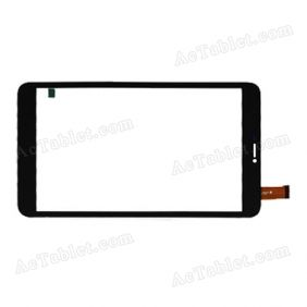 FPCA-80A08-V02 V01 Digitizer Glass Touch Screen Replacement for 8 Inch MID Tablet PC