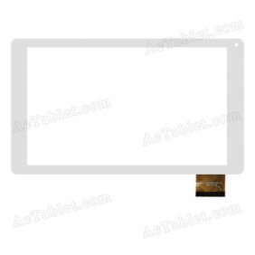 FPC-CY090081(T1791)-00 Digitizer Touch Screen Replacement for 9 Inch MID Tablet PC