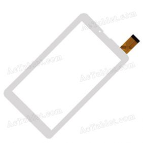Replacement Touch Screen for Ambrane A3-770 Duo Calling Phone Phablet Tablet PC
