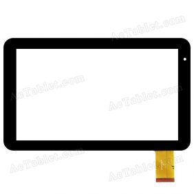 XC-PG1010-022-A0 Digitizer Glass Touch Screen Replacement for 10.1 Inch MID Tablet PC